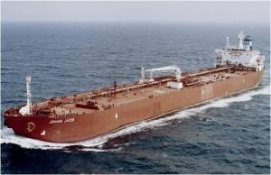 Product Oil Tanker