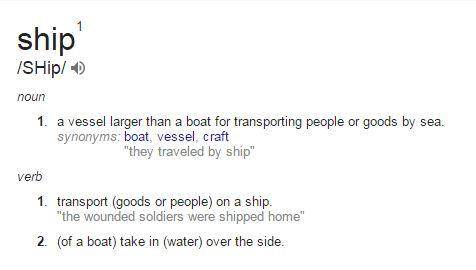 Ship DEF